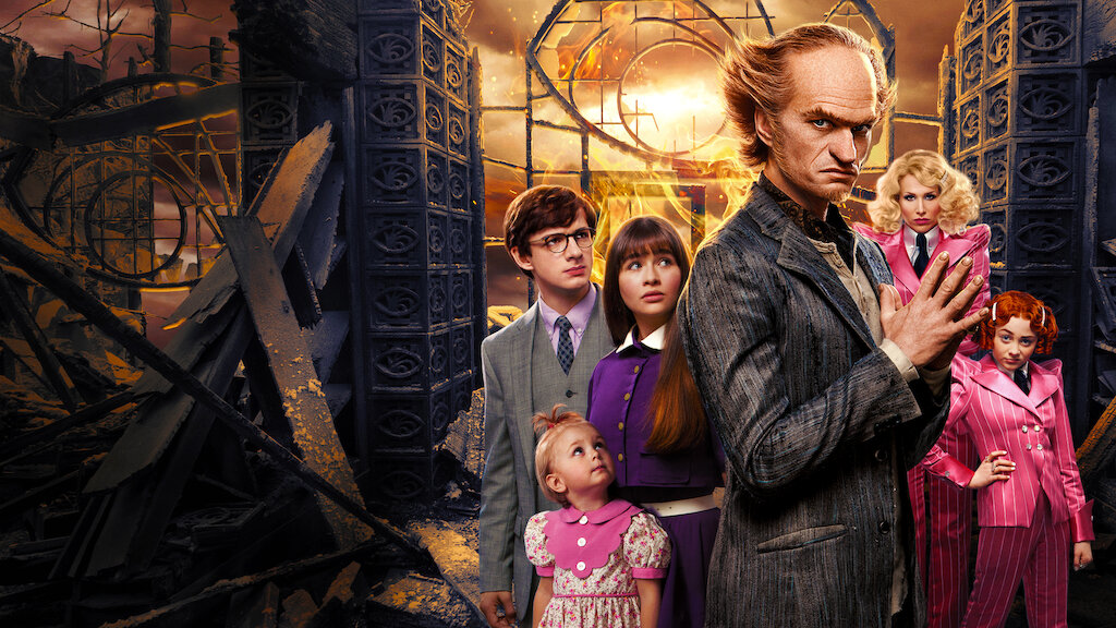 A Series Of Unfortunate Events Netflix Official Site