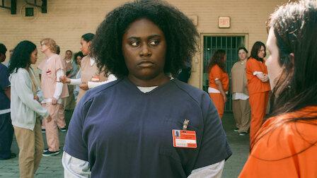 Orange är den nya svarta skaparen dating poussey