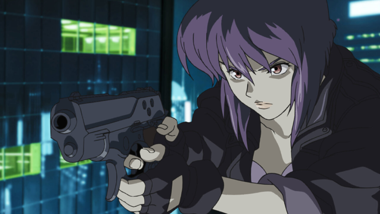 Ghost In The Shell Stand Alone Complex Netflix
